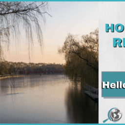 An Honest Review of HelloChinese with Image of Chinese River