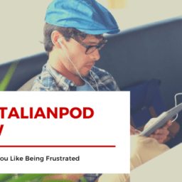 Learnitalianpod Review Banner