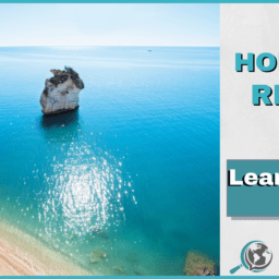 An Honest Review of LearnItalian Pod with Image of Ocean and Beach