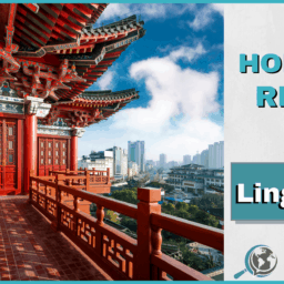 An Honest Review of Lingo Bus With Image of Chinese Architecture