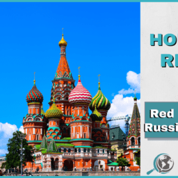 An Honest Review of Red Kalinka's Russian Course With Image of Russian Architecture