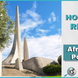 An Honest Review of AkrikaansPod101 With Image of South African Architecture