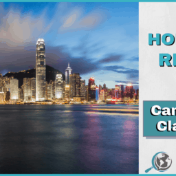 An Honest Review of CantoneseClass101 With Image of Hong Kong Skyline