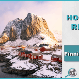 An Honest Review of FinnishPod101 With Image of Finnish Scenery