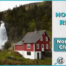 An Honest Review of NorwegianClass101 With Image of Norwegian Scenery