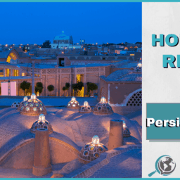 An Honest Review of PersianPod101 With Image of Persian City