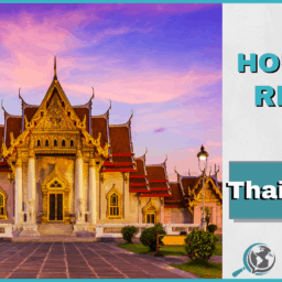 An Honest Review of ThaiPod101 With Image of Thai Architecture