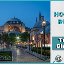 An Honest Review of TurkishClass101 With Image of Turkish Architecture