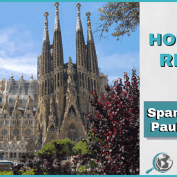 An Honest Review of Spanish With Paul Course With Image of Spanish Architecture