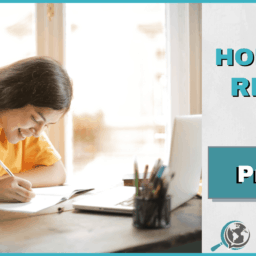 An Honest Review of Preply With Image of Woman Writing