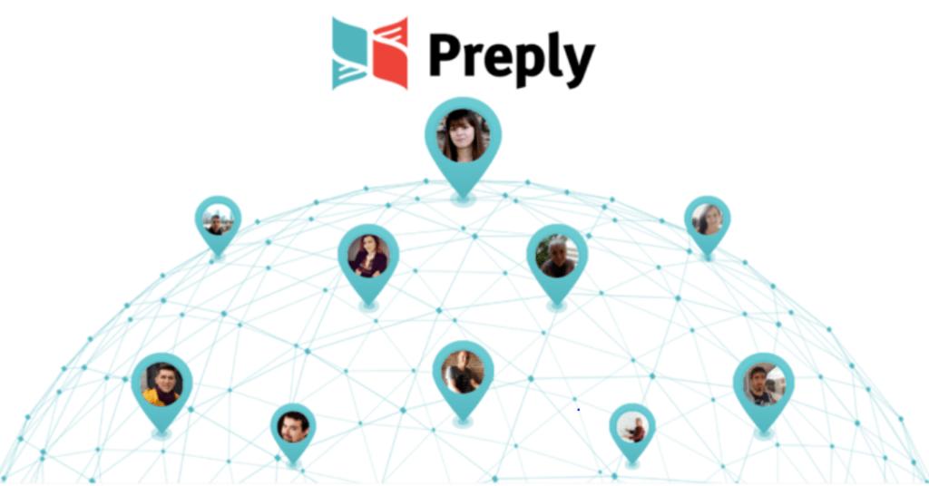 Preply home page
