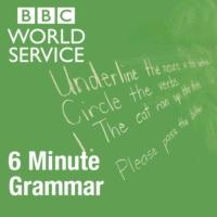 BBC 6-Minute Grammar Logo