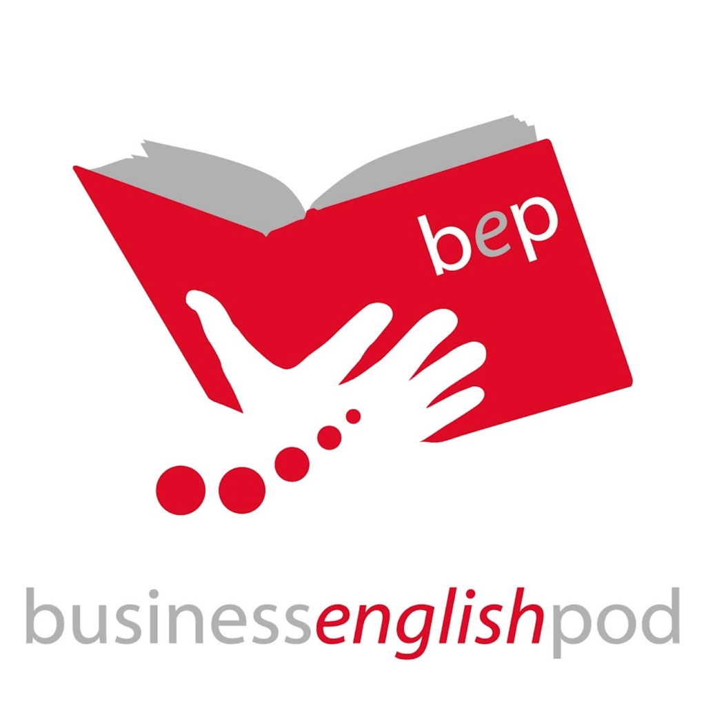 Business English Pod Logo