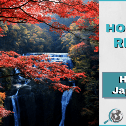 An Honest Review of Human Japanese With Image of Japanese Scenery