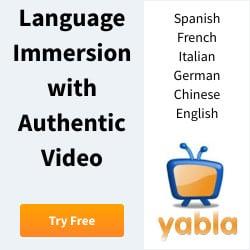 Yabla Ad