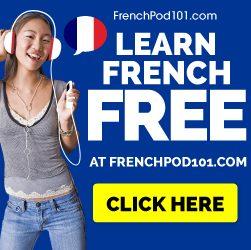 FrenchPod101 Ad