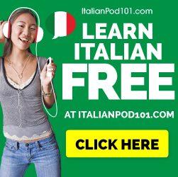 ItalianPod101 Ad