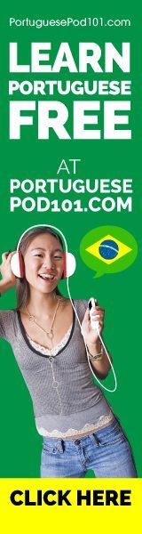PortuguesePod101 Banner