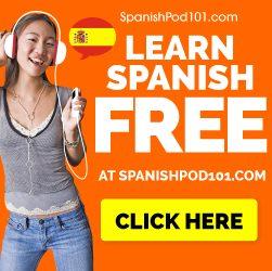 SpanishPod101 Ad