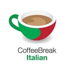 Coffee Break Italian Logo