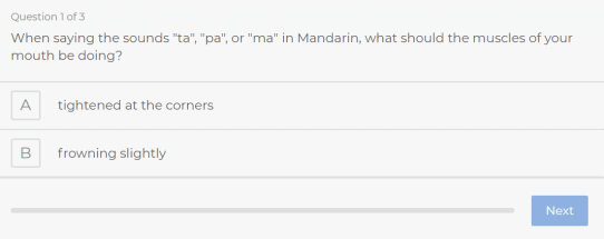 Multiple-Choice Question