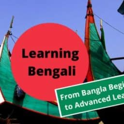 Learning Bengali - From Bangla Beginner to Advanced Learner