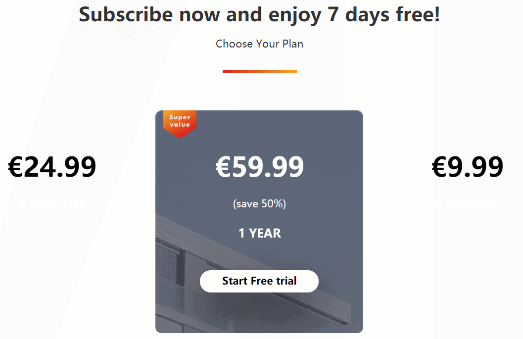Super Chinese Subscription Price