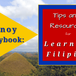 tips and resources for learning filipino
