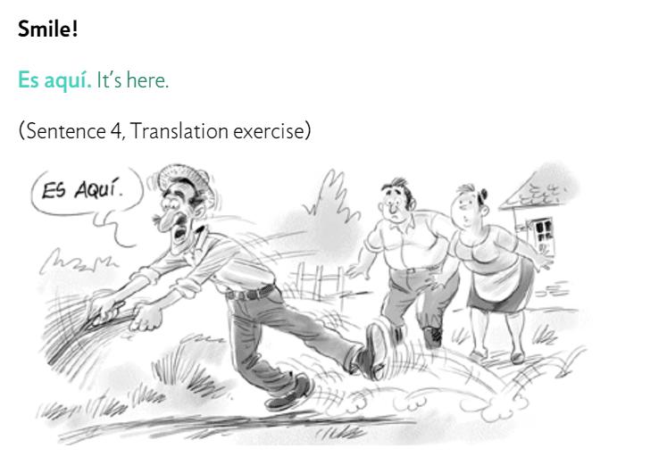 Lesson 1 Cartoon