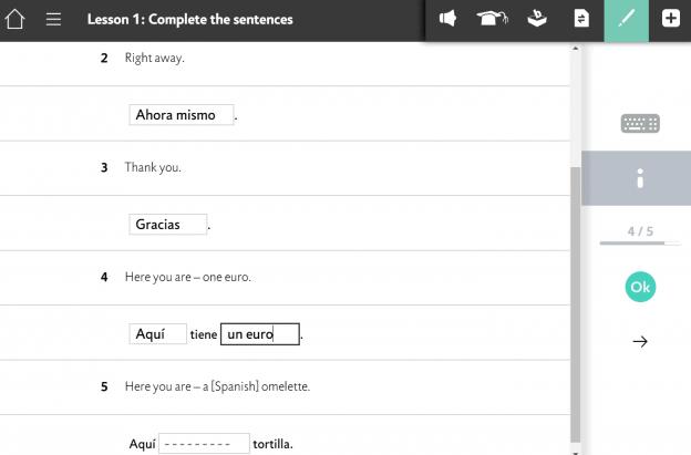 Lesson 1 Complete the Sentences