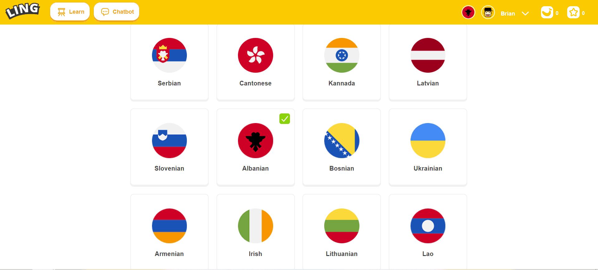 Ling Languages