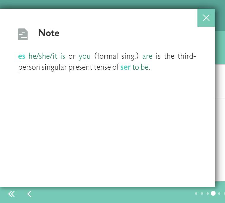 Grammar Note