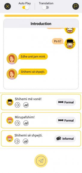 Chatbot Conversation Example Two