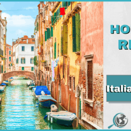 An Honest Review of Italianpod101 With Image of Italian City