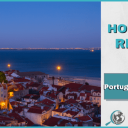 An Honest Review of PortuguesePod101 With Image of Portuguese City