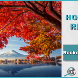 An Honest Review of Rocket Japanese With Image of Mount Fuji