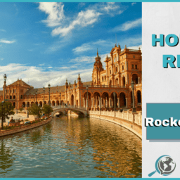 An Honest Review of Rocket Spanish With Image of Spanish Architecture