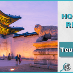 An Honest Review of Teuida App With Image of Korean Architecture