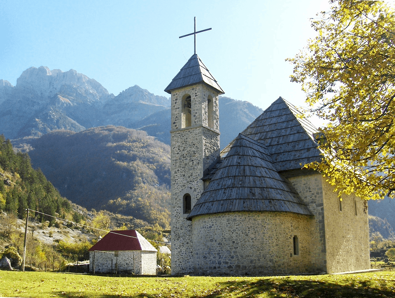 Church in Theth