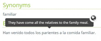 Machine Translation Example